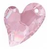 Devoted 2U Heart 17mm Rosaline